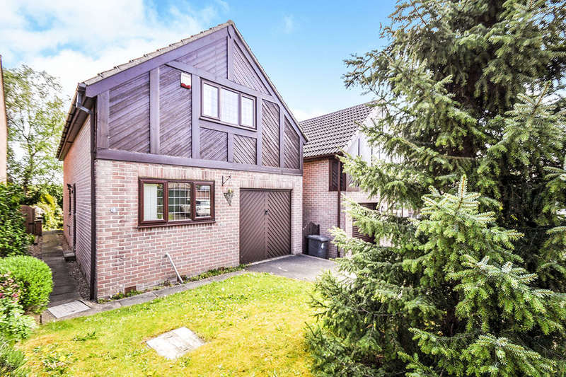 2 Bedrooms Detached House for sale in Stuart Grove, Chapeltown, Sheffield, S35