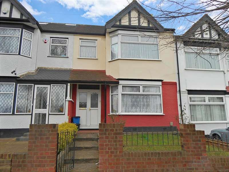 3 Bedrooms Terraced House for sale in Yoxley Approach, Ilford, Essex
