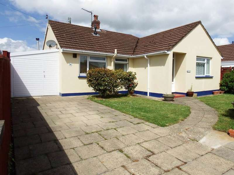 3 Bedrooms Detached Bungalow for sale in Sticklepath, Barnstaple