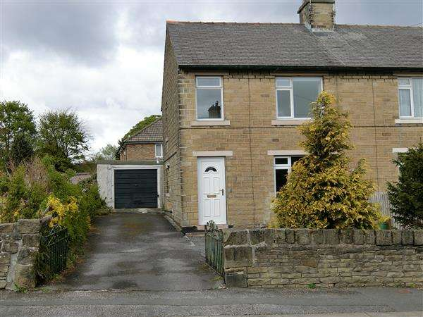 3 Bedrooms End Of Terrace House for sale in West Avenue, Honley, Holmfirth