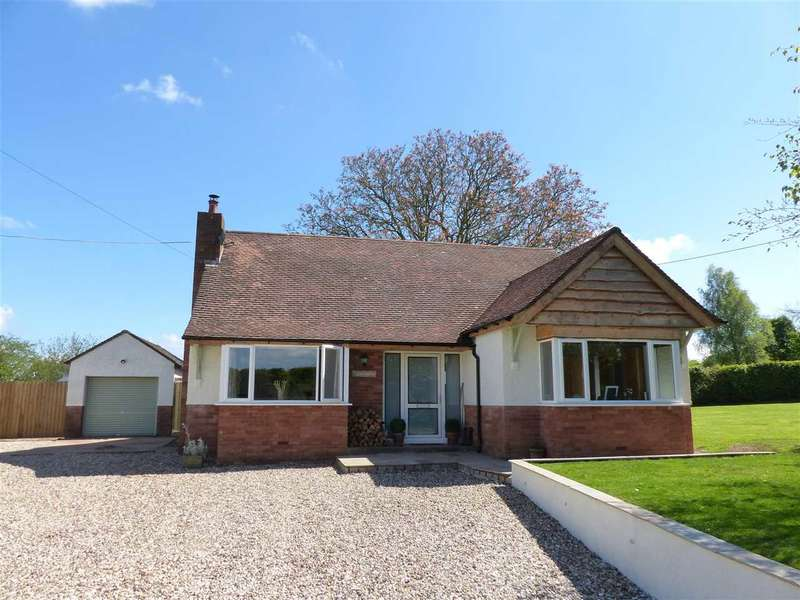 3 Bedrooms Detached Bungalow for sale in Strathmore, Shirefield, Five Lanes, Caerwent