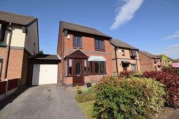 3 Bedrooms Detached House for sale in Spindlewood Road, Ince, Wigan, WN34RN