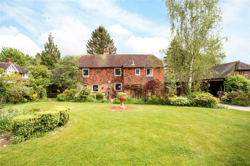 4 Bedrooms Detached House for sale in Station Road, Plumpton Green, Lewes, East Sussex, BN7