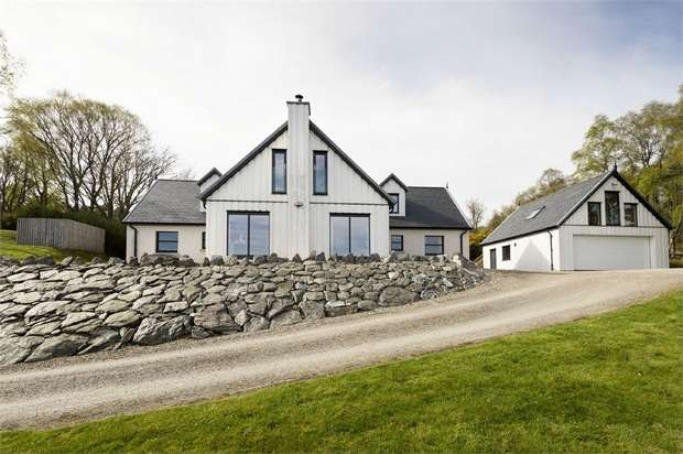 5 Bedrooms Detached House for sale in Drovers Cottage, Drumnadrochit, Inverness, Highland