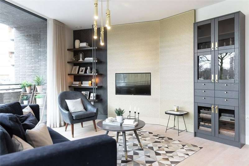 2 Bedrooms Flat for sale in Anthology Hoxton Press, Penn Street, London, N1