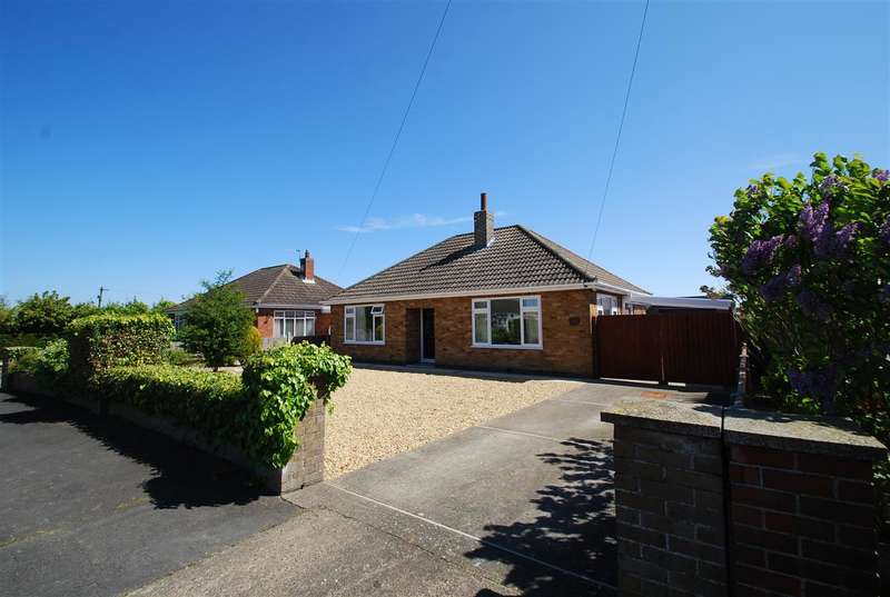3 Bedrooms Bungalow for sale in Mill Lane Close, Hogsthorpe
