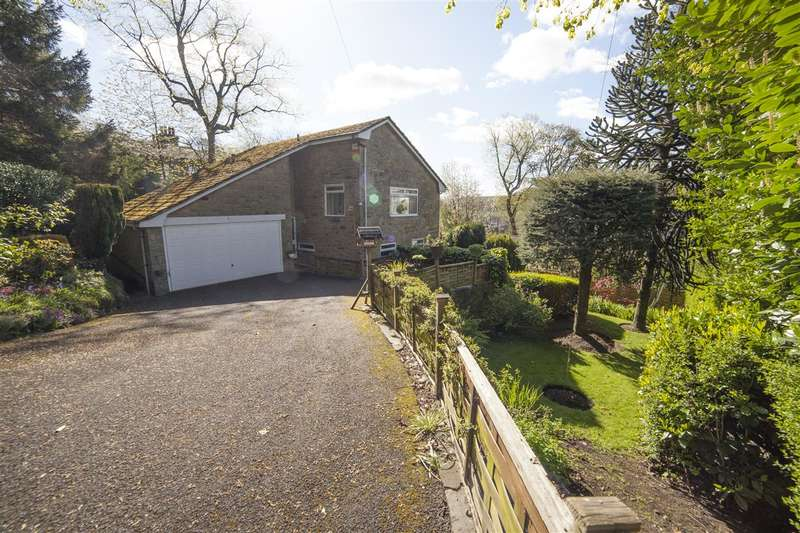 4 Bedrooms Detached House for sale in Shanridge, Willow Hall Drive, Sowerby Bridge