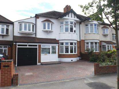 4 Bedrooms Semi Detached House for sale in Bressey Grove, South Woodford, London