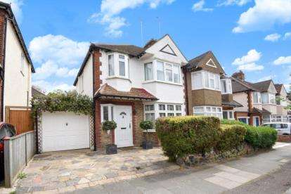 3 Bedrooms Semi Detached House for sale in Naylor Road, Totteridge