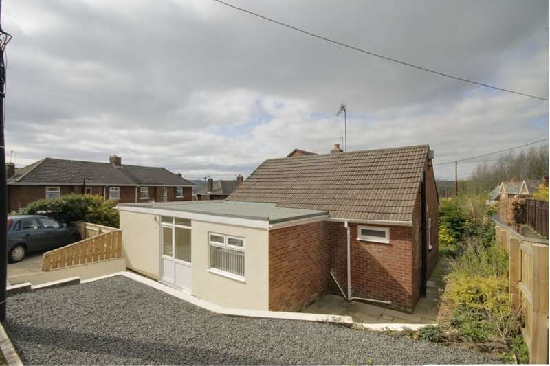3 Bedrooms Detached Bungalow for sale in West Acre, Consett, DH8