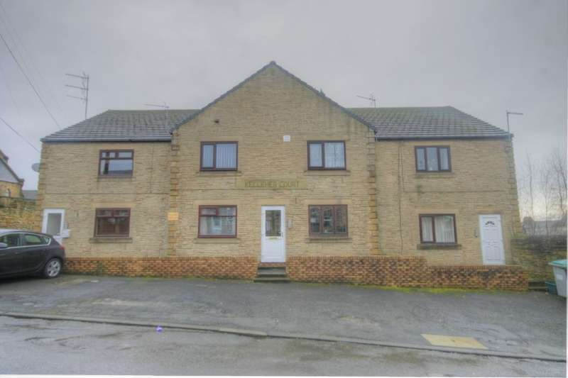 1 Bedroom Flat for sale in Ritson Street, Consett, DH8