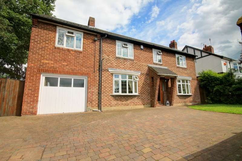 5 Bedrooms Detached House for sale in Durham Road, Chester Le Street, DH3