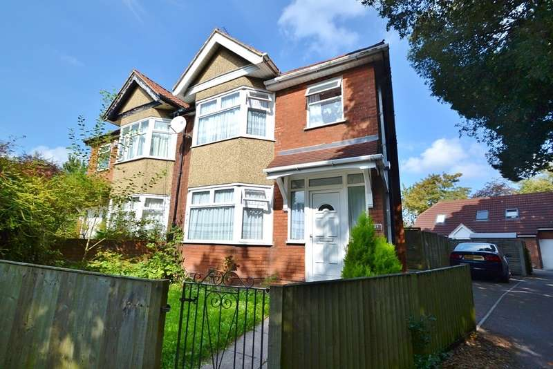 3 Bedrooms Semi Detached House for sale in Swaythling