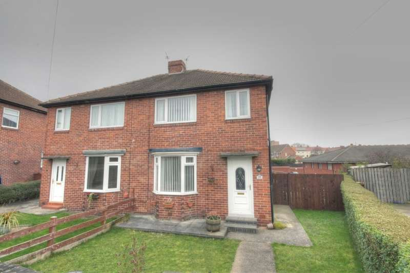 3 Bedrooms Semi Detached House for sale in The Grove, West Denton, Newcastle Upon Tyne, NE5