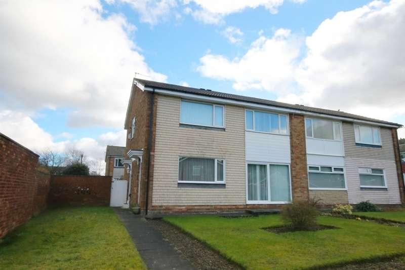 2 Bedrooms Flat for sale in Westgarth, Westerhope, Newcastle Upon Tyne, NE5
