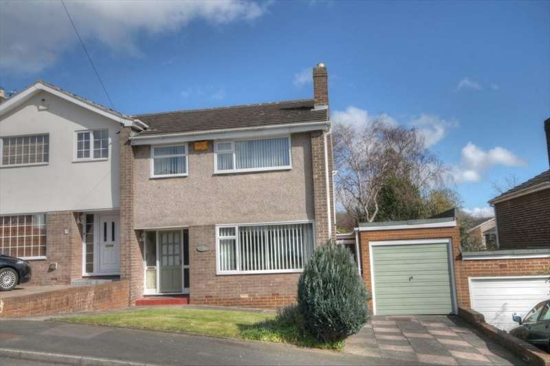 3 Bedrooms Semi Detached House for sale in Norwood Road, West Denton Hall, Newcastle Upon Tyne, NE15