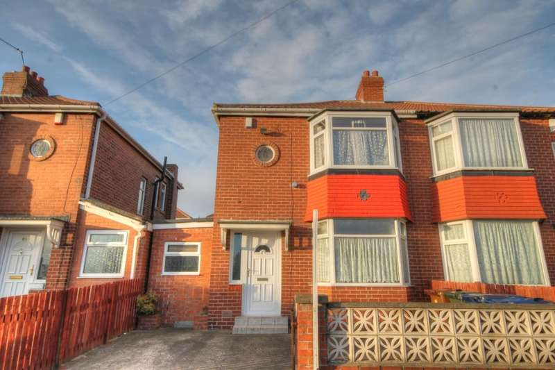 2 Bedrooms Semi Detached House for sale in Clifton Road, Newcastle Upon Tyne, NE4