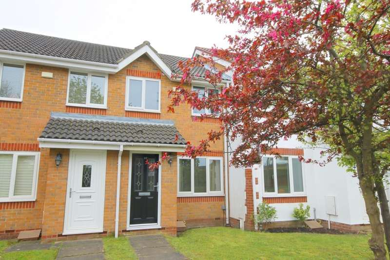 2 Bedrooms Property for sale in Elmwood, Lemington, Newcastle Upon Tyne, NE15