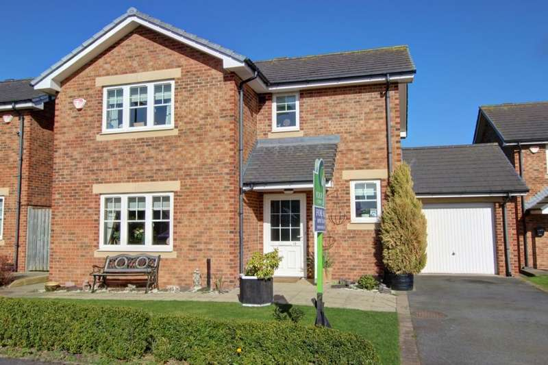 3 Bedrooms Detached House for sale in Harle Close, Houghton Le Spring, DH4