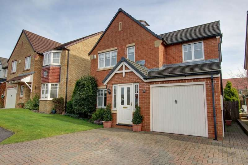 5 Bedrooms Detached House for sale in Lingfield, Houghton Le Spring, DH5