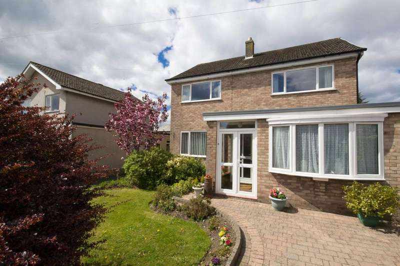 3 Bedrooms Detached House for sale in 3 Whinfield Road, Ulverston