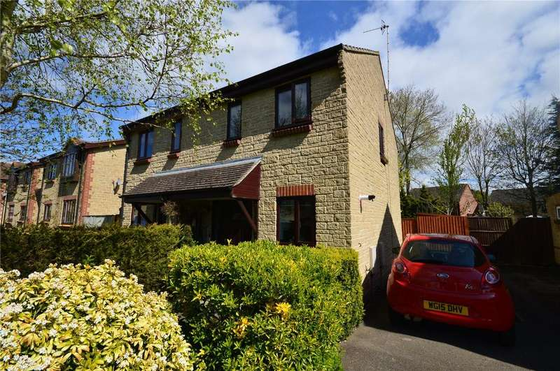 2 Bedrooms House for sale in Ritchie Road, Houndstone, Yeovil, Somerset, BA22