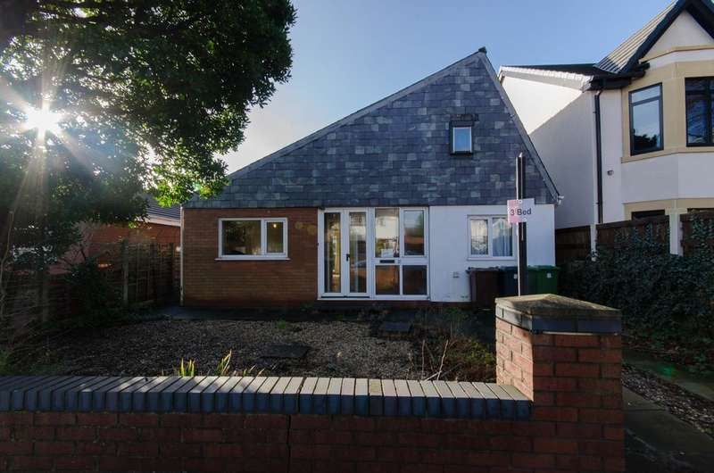3 Bedrooms Detached Bungalow for sale in Ennismore Road, Blundellsands L23