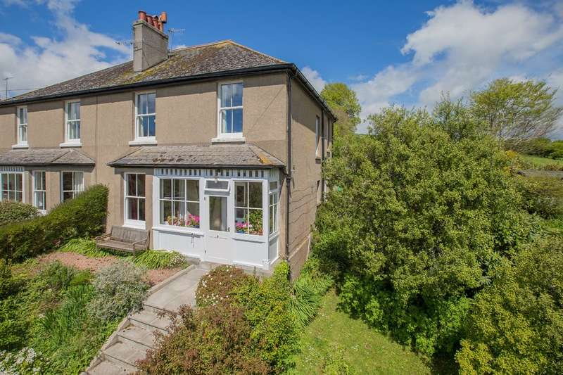 3 Bedrooms Semi Detached House for sale in Frogmore, Kingsbridge