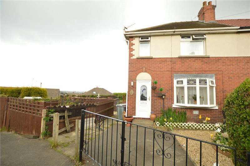3 Bedrooms Semi Detached House for sale in The Grove, East Ardsley, Wakefield