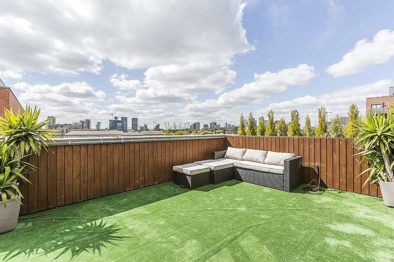 2 Bedrooms Flat for sale in Hastings Road, London