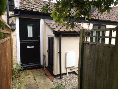 1 Bedroom Terraced House for sale in Wymondham, Norfolk