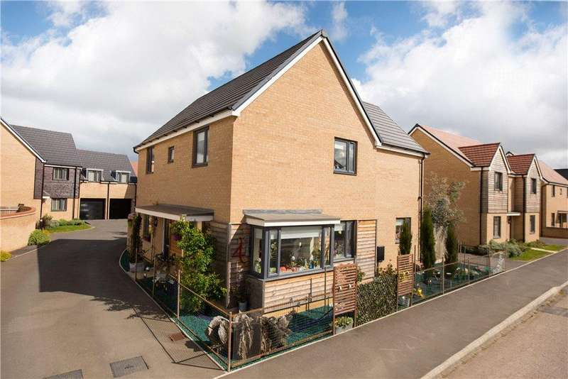 4 Bedrooms Detached House for sale in Ashpole Avenue, Wootton, Bedfordshire