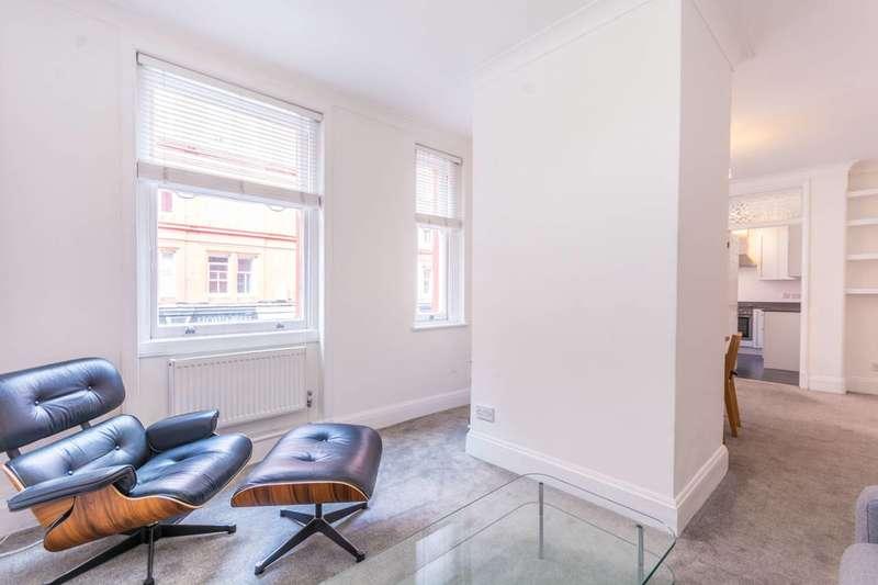 2 Bedrooms Flat for sale in Chiltern Street, Marylebone, W1U