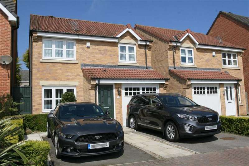 3 Bedrooms Property for sale in The Brambles, New Hartley, Tyne And Wear, NE25