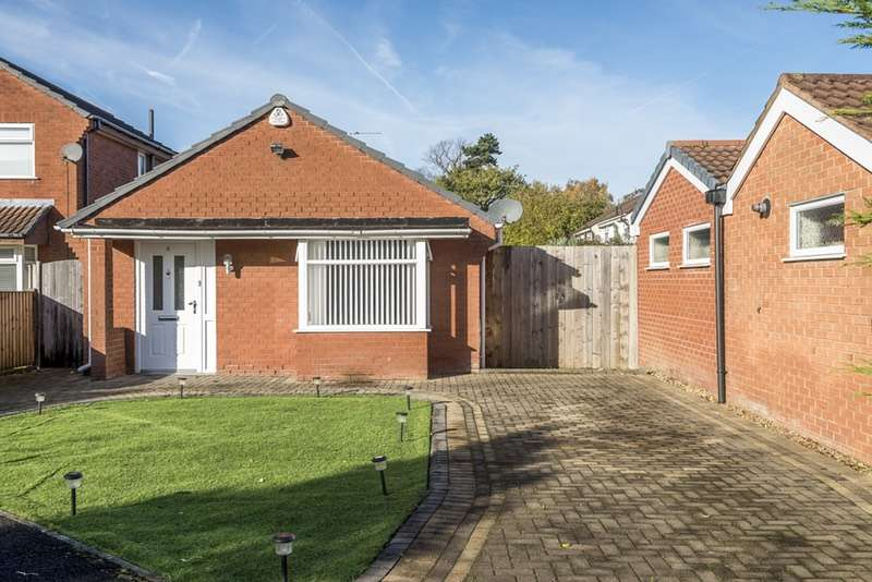 2 Bedrooms Bungalow for sale in Gainsborough Close, Liverpool, Merseyside, L12