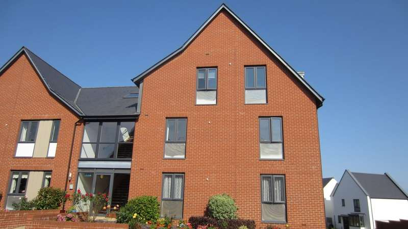 2 Bedrooms Apartment Flat for sale in Milbury Farm Meadow, Exminster