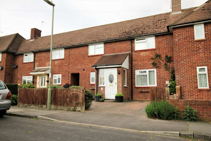 2 Bedrooms Terraced House for sale in Cobbett Green, South Ham, Basingstoke, RG22