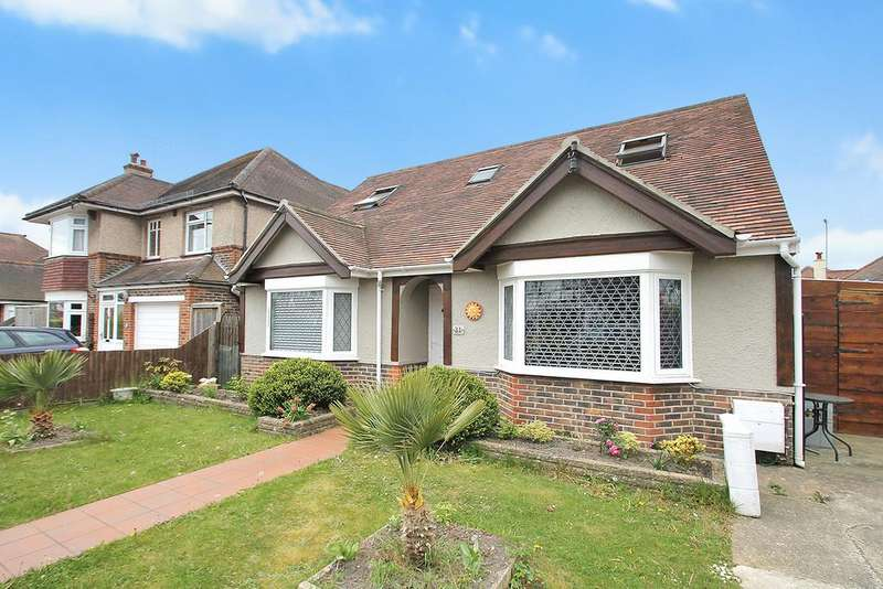 5 Bedrooms Chalet House for sale in Livesay Crescent, Worthing, BN14 8AT