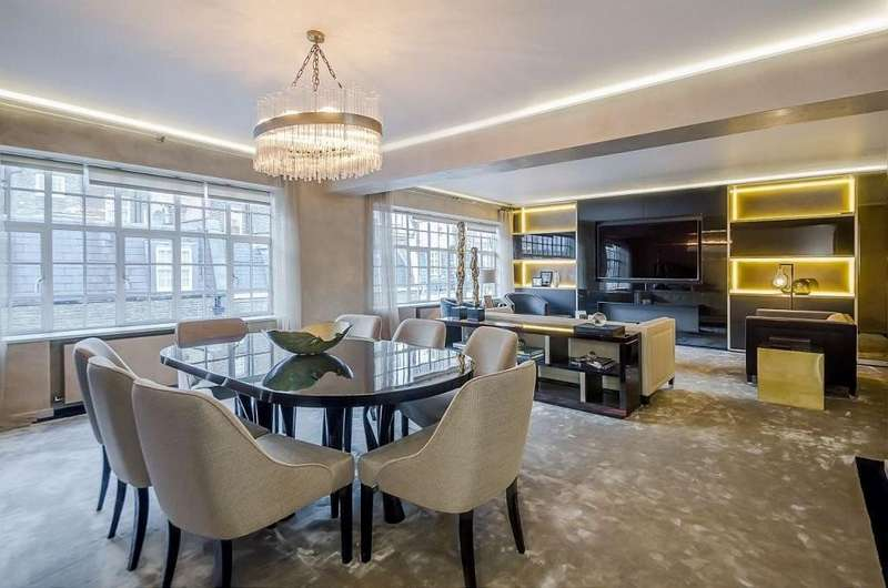 3 Bedrooms Apartment Flat for sale in Chalfont House, London SW1