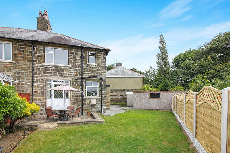 3 Bedrooms Semi Detached House for sale in Westlea Avenue, Riddlesden, Keighley, BD20