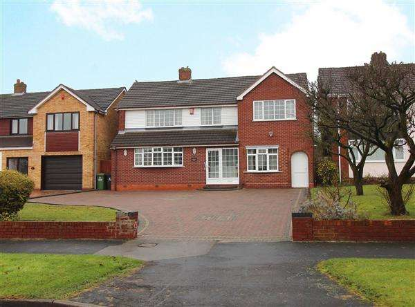 5 Bedrooms Detached House for sale in Norman Road, Park Hall