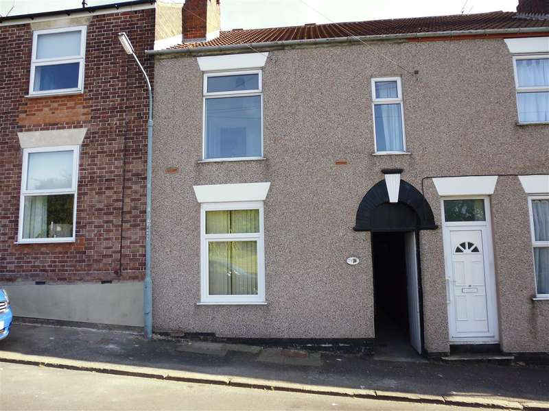 3 Bedrooms Terraced House for sale in Valley Road, Chesterfield