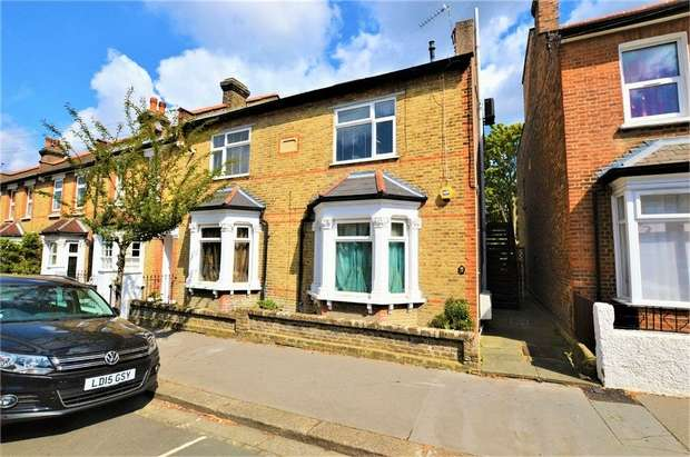 2 Bedrooms Flat for sale in Addiscombe Court Road, Croydon