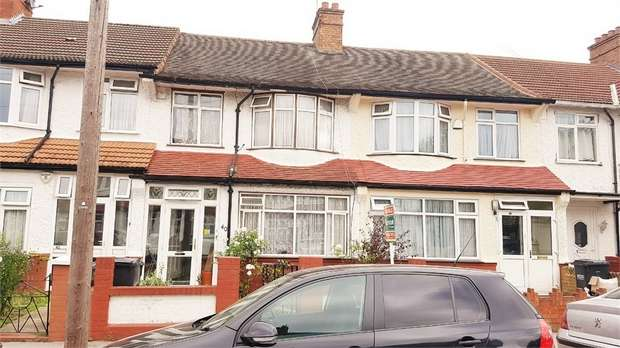 3 Bedrooms Terraced House for sale in Chipstead Avenue, Thornton Heath