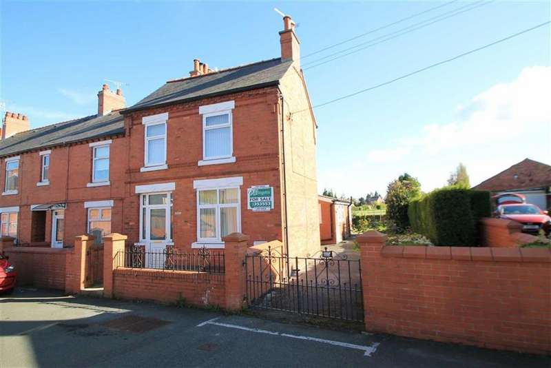 3 Bedrooms Detached House for sale in Clarke Street, Ponciau, Wrexham