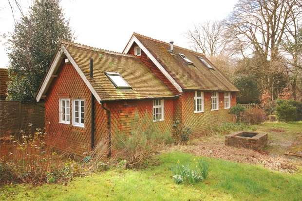 3 Bedrooms Detached House for sale in Goathurst Common, Ide Hill, Sevenoaks, Kent