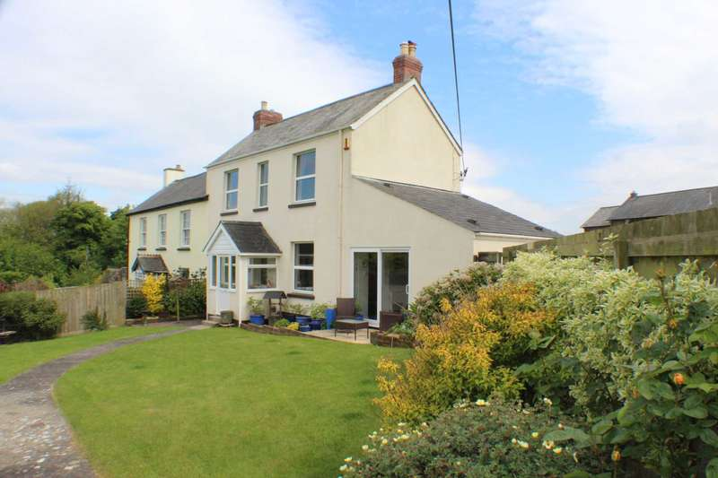 3 Bedrooms Semi Detached House for sale in Hallsannery Farm, Bideford