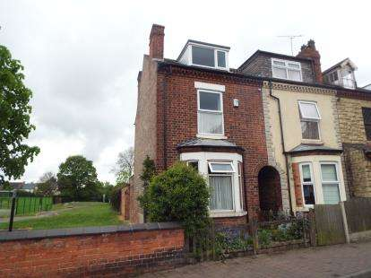 3 Bedrooms End Of Terrace House for sale in Victoria Road, Netherfield, Nottingham, .