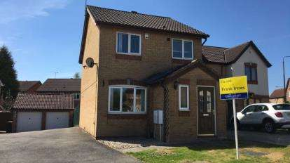 3 Bedrooms Detached House for sale in Hedgerow Close, Sutton-In-Ashfield, Nottinghamshire