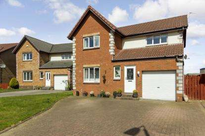 4 Bedrooms Detached House for sale in Lounsdale Grove, Paisley